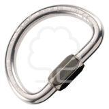 Connettore Camp Safety D-Shape Quick Link D. 12 mm